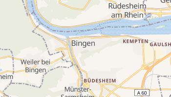 Bingen Am Rhein online map