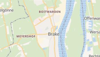 Brake online map