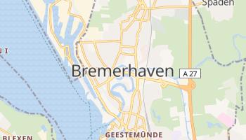 Bremerhaven online map
