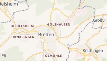 Bretten online map