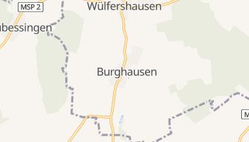 Burghausen online map