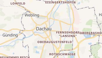 Dachau online map