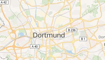 Dortmund online map