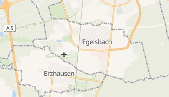 Egelsbach online map