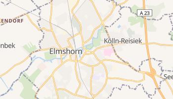 Elmshorn online map