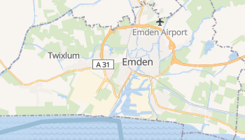 Emden online map