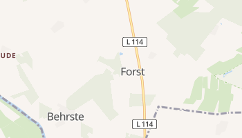 Forst online map