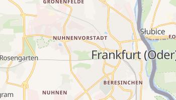Frankfurt (Oder) online map