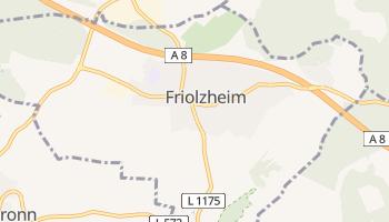 Friolzheim online map