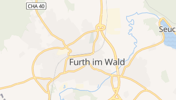 Furth Im Wald online map