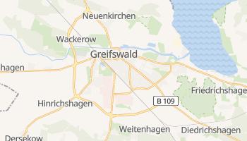 Greifswald online map