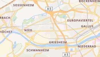Griesheim online map