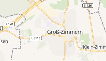 Gross-Zimmern online map