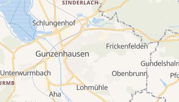 Gunzenhausen online map