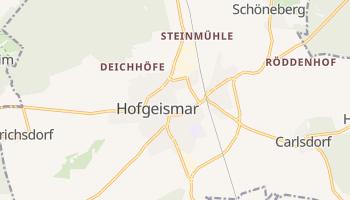 Hofgeismar online map