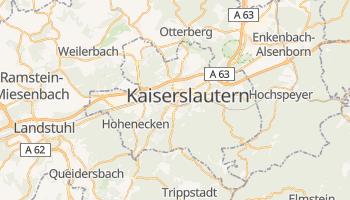 Kaiserslautern online map