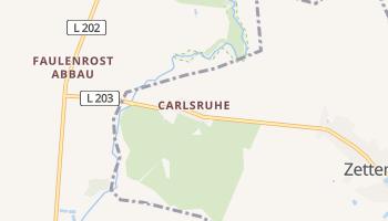 Karlsruhe online map