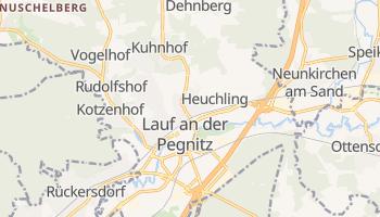 Lauf online map