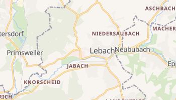 Lebach online map