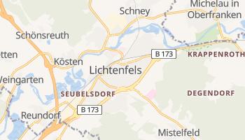 Lichtenfels online map