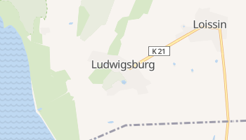 Ludwigsburg online map
