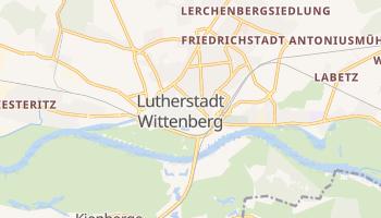 Lutherstadt Wittenberg online map