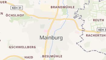 Mainburg online map