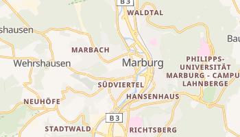 Marburg online map