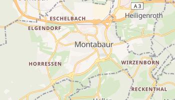 Montabaur online map