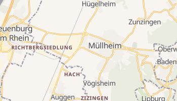 Muellheim online map