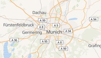 Munich online map