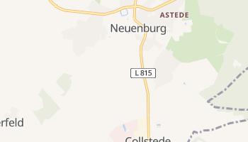 Neuenburg online map