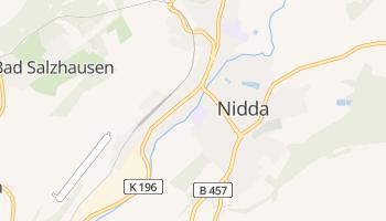 Nidda online map