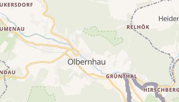Olbernhau online map