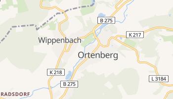 Ortenberg online map
