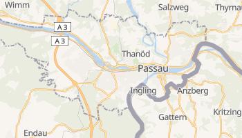 Passau online map