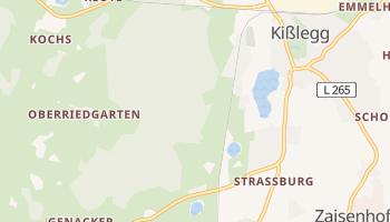 Pfaffenweiler online map