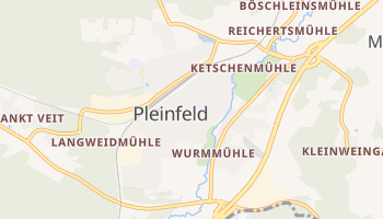 Pleinfeld online map