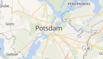 Potsdam online map