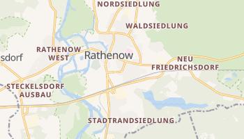 Rathenow online map