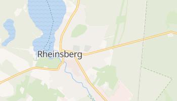 Rheinsberg online map