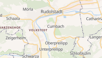 Rudolstadt online map