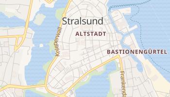 Stralsund online map
