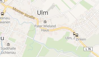Ulm online map