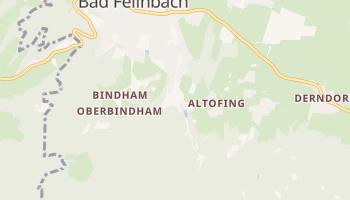 Untersteinach online map