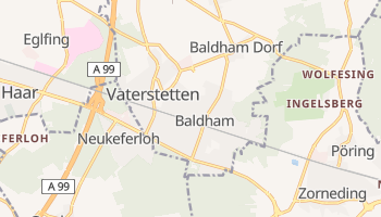 Vaterstetten online map