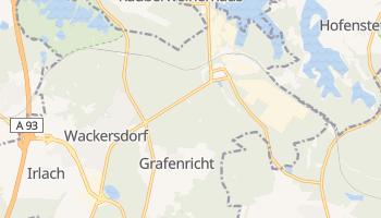 Wackersdorf online map
