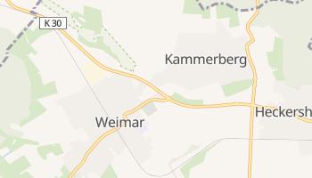 Weimar online map