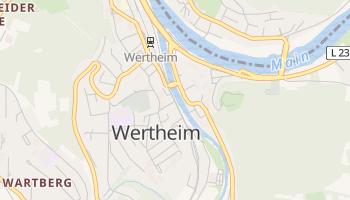 Wertheim online map