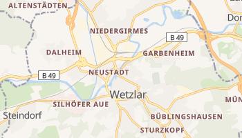 Wetzlar online map